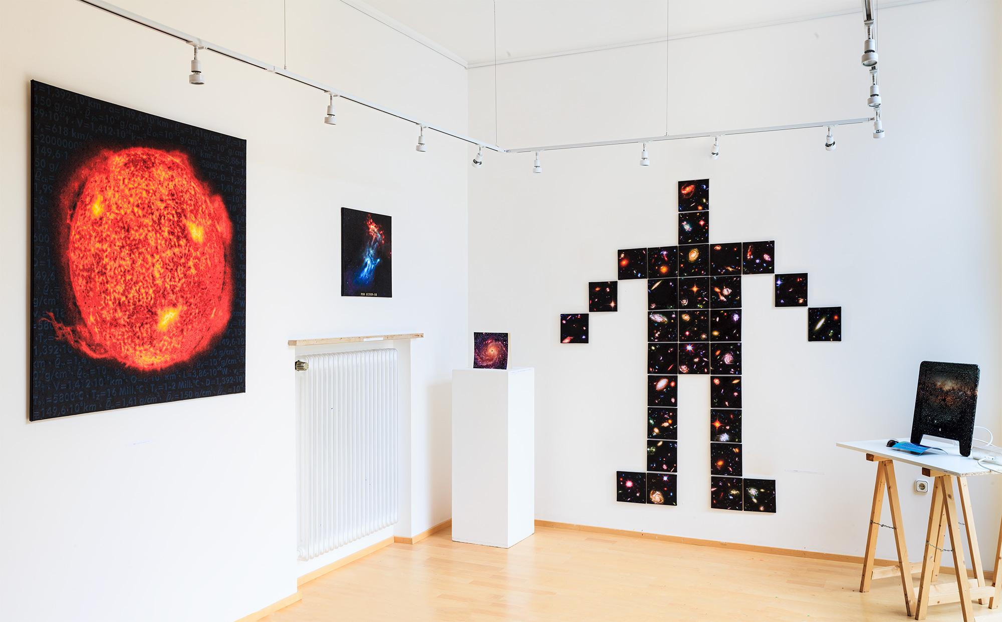 Bärbel Hornung | Kunstbau Weiden | 2015