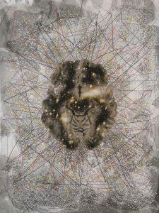 Bärbel Hornung   Micro-Homo Universus 2   2019