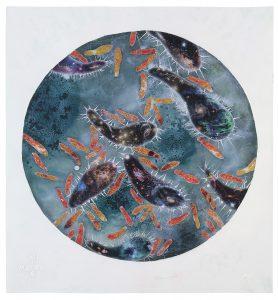 Bärbel Hornung | Micro-Macro 9 | 2018